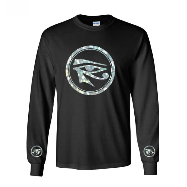 Holographic Eye of Ra™ (Long Sleeve) (Men's/Unisex)