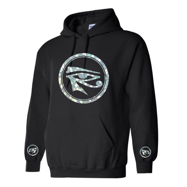 Holographic Heru ™ - (Hooded Sweatshirt)