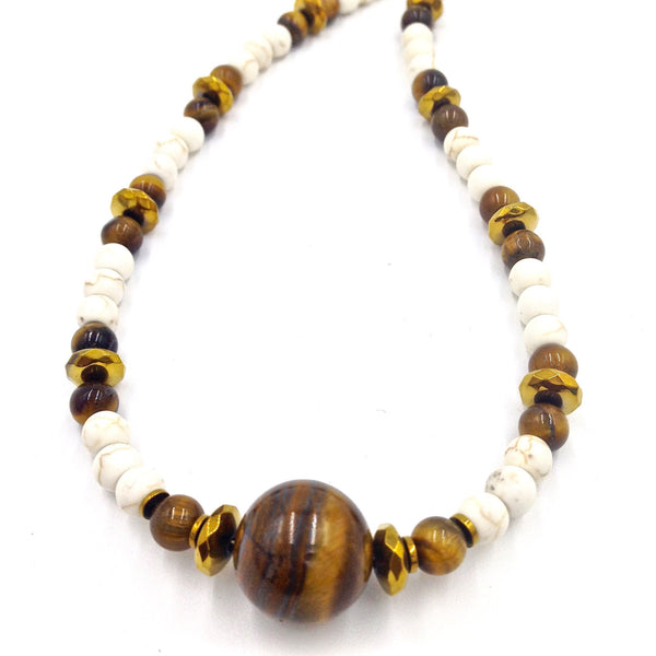Tiger's Eye Choker