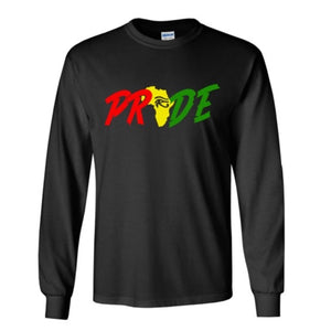 Pride (Long Sleeve) (Men's/Unisex)