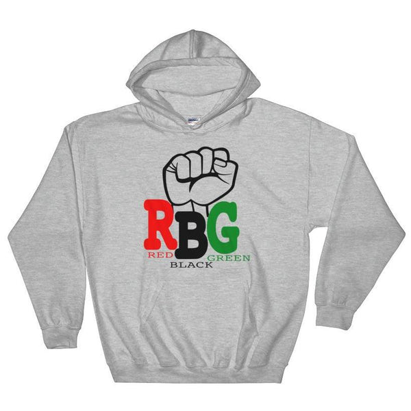 RBG Fist Pump - Hooded Sweatshirt