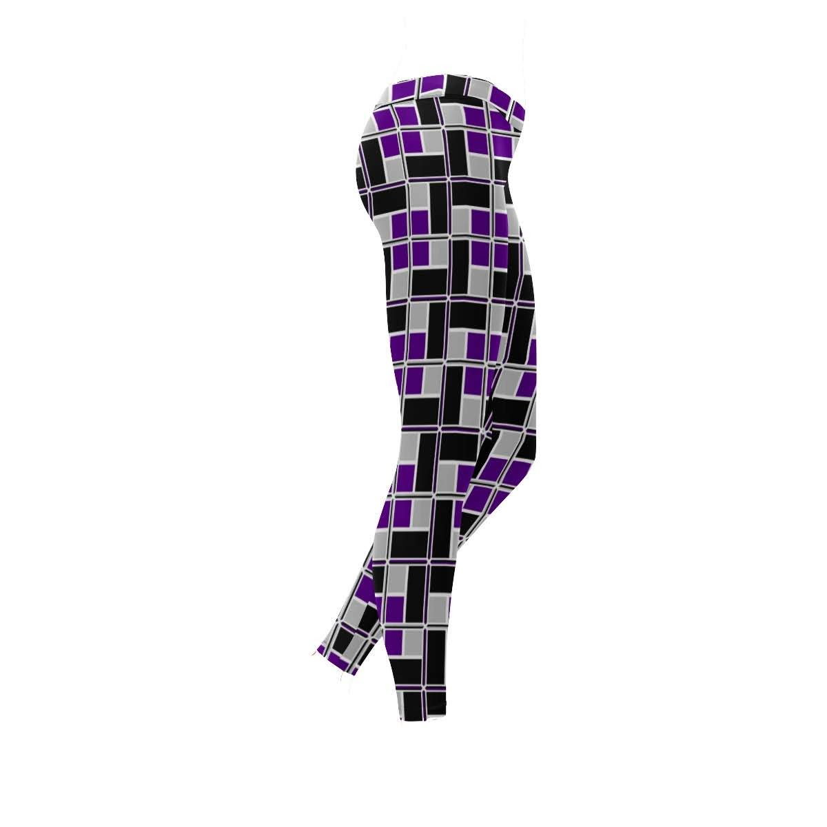 Rec-Tec (Purple) Leggings