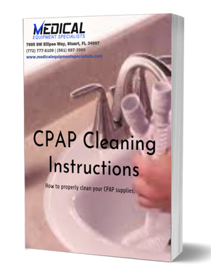 How To Properly Clean Your CPAP Supplies