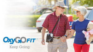 Portable Oxygen Concentrator- Live an Active Lifestyle on Oxygen.