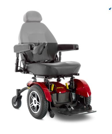 Pride Heavy Duty Power Wheelchair - Medical Equipment Specialists
