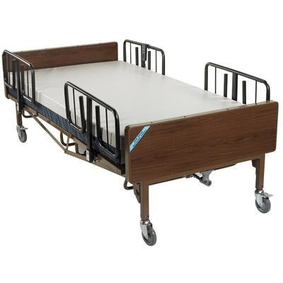 Drive Bariatric Hospital Bed Set | 500 lbs Weight Capacity