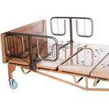 "Full Electric Bariatric Hospital Bed 42"" x 88"" by Drive Medical"