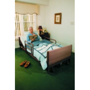 Invacare Hi-Lo Hospital Bed Set |  Highest Quality and Durability