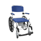 Drive Medical Aluminum Rehab Shower Commode Chair- 3 Options