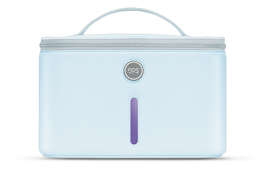 Portable UV Light Sanitizer Bag | 99.9% Sterilization in 90 seconds