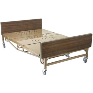Drive Bariatric Hospital Bed Set | 1000 lbs Weight Limit