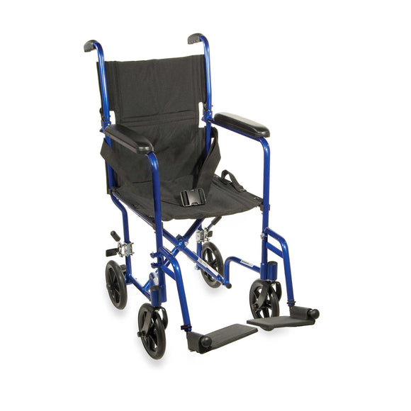 Drive Lightweight Aluminum Transport Chair - Only 19lbs!
