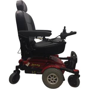 Used Pride Jazzy Select Power Chair- Captains Chair