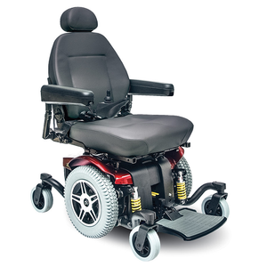 Jazzy® 614 HD, Heavy Duty Power Wheelchair