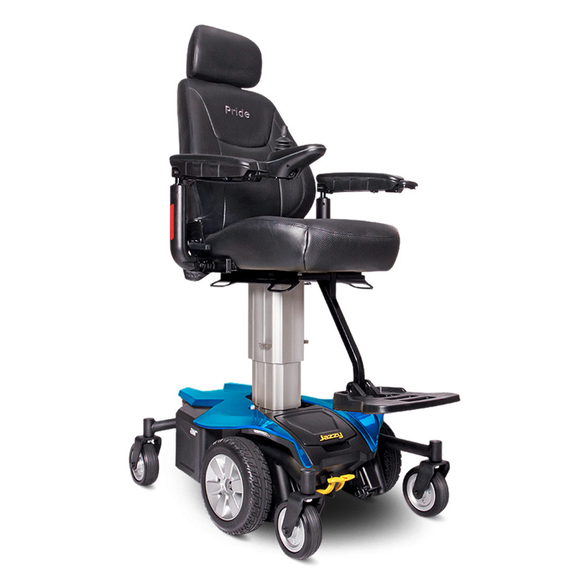 Pride Mobility Jazzy Air, Power Seat Elevator, Power Wheelchair