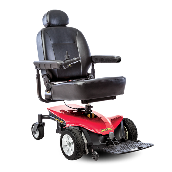 Jazzy®Sport Portable Power Wheelchair