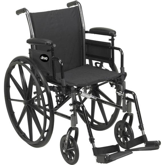 Cruiser III Light Weight Manual Wheelchair