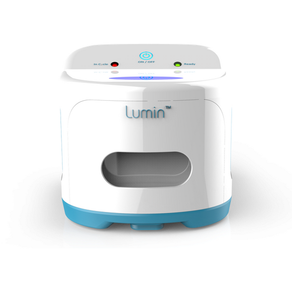 CPAP UV Light Cleaner & Sanitizer by Lumin