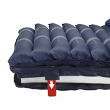 Med-Aire Assure 5 Air + 3 Foam Base Alternating Pressure and Low Air Loss Mattress System