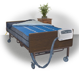 Med-Aire Plus 10 Bariatric Alternating Pressure and Low Air Loss Mattress Replacement System