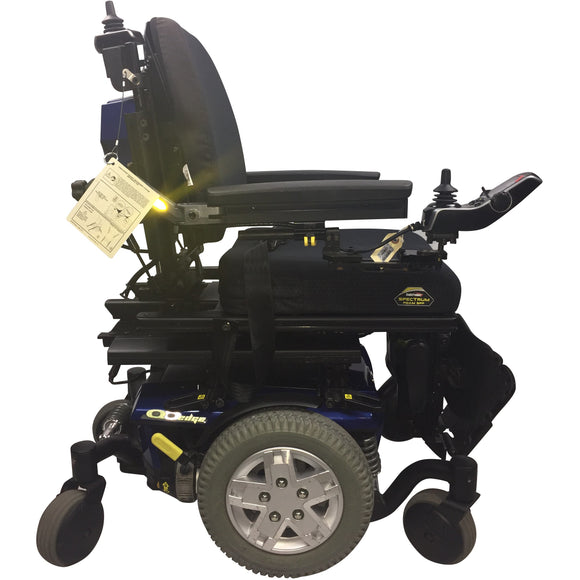 Used Q6 Edge 2.0 Quantum Power Chair- Power Tilt & Recline & Rehab Seating