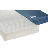 "Therapeutic 5 Zone Support Mattress for Standard Hospital Bed - 80""L x 36""W x 6""H"