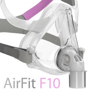 Resmed Airfit F10 For Her Full Mask Covers