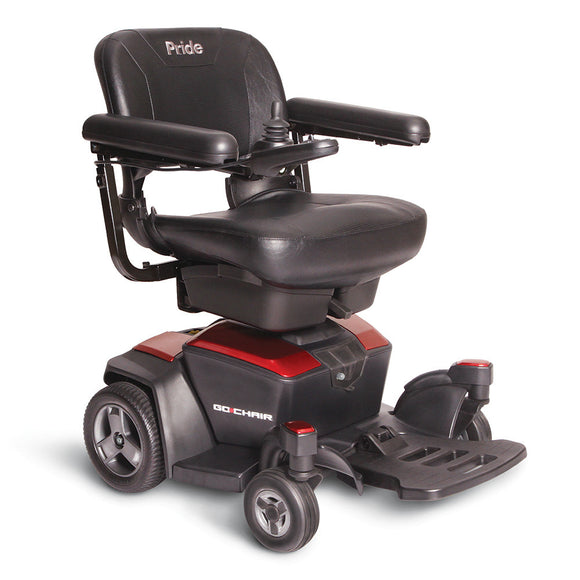 Pride Mobility Go-Chair® for portable mobility