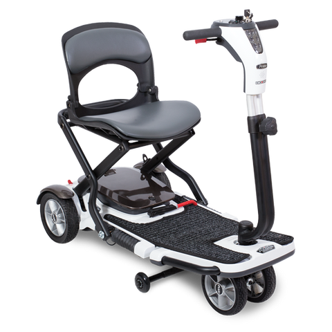 Pride Go-GO Folding Travel Scooter - Medical Equipment Specialists | FDA Class II Medical Devices