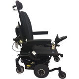 Used J6 Quantum Power Wheelchair with Rehab Seating