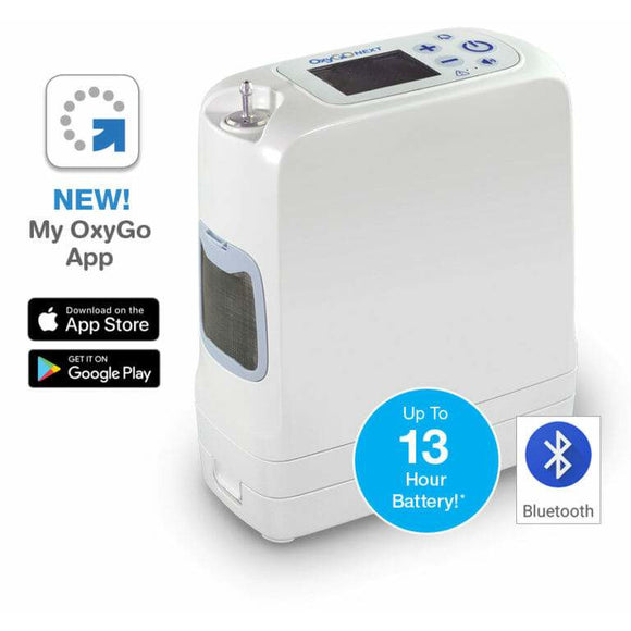 Oxygo Next Portable Oxygen Concentrator - Medical Equipment Specialists