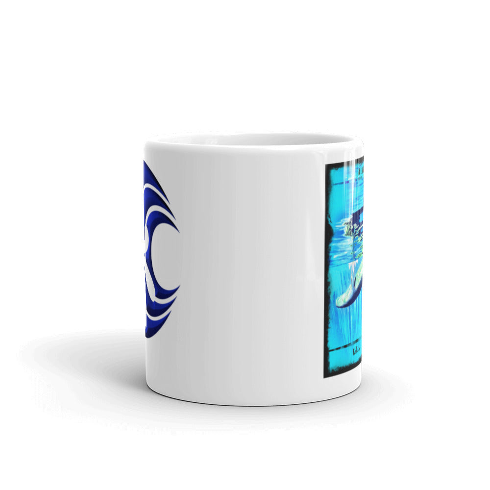 Humpback Whale Shella Island Products Mug - Shella Island Products,, Mugs - Yoga Leggings, Shella Island Products - Asana Hawaii