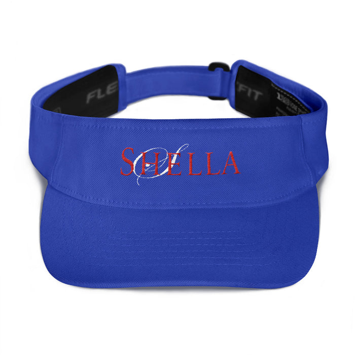Shella Visor - Shella Island Products,,  - Yoga Leggings, Shella Island Products - Asana Hawaii