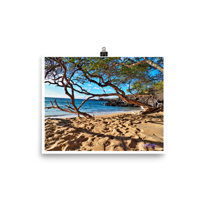 Beach 69s on GLOSSY PHOTO PAPER SIZE: 8x10in - Shella Island Products,, Photo Print - Yoga Leggings, Shella Island Products - Asana Hawaii