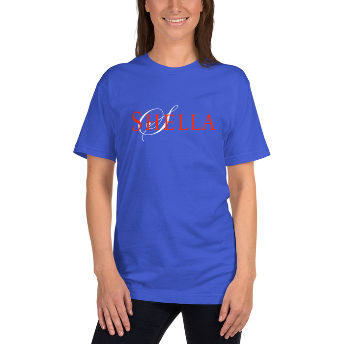Shella Unisex T-Shirt - Shella Island Products,, T-Shirts - Yoga Leggings, Shella Island Products - Asana Hawaii