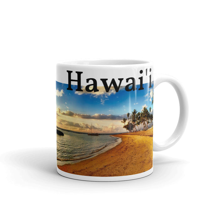 Kohala Coast Hawai'i Mug - Shella Island Products,, Mugs - Yoga Leggings, Shella Island Products - Asana Hawaii