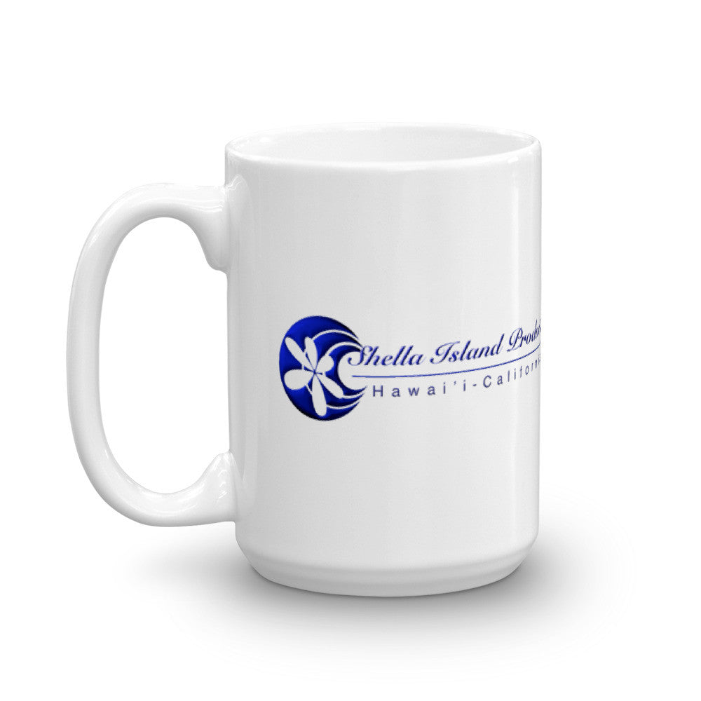 Shella Island Products Mug - Shella Island Products,, Mugs - Yoga Leggings, Shella Island Products - Asana Hawaii