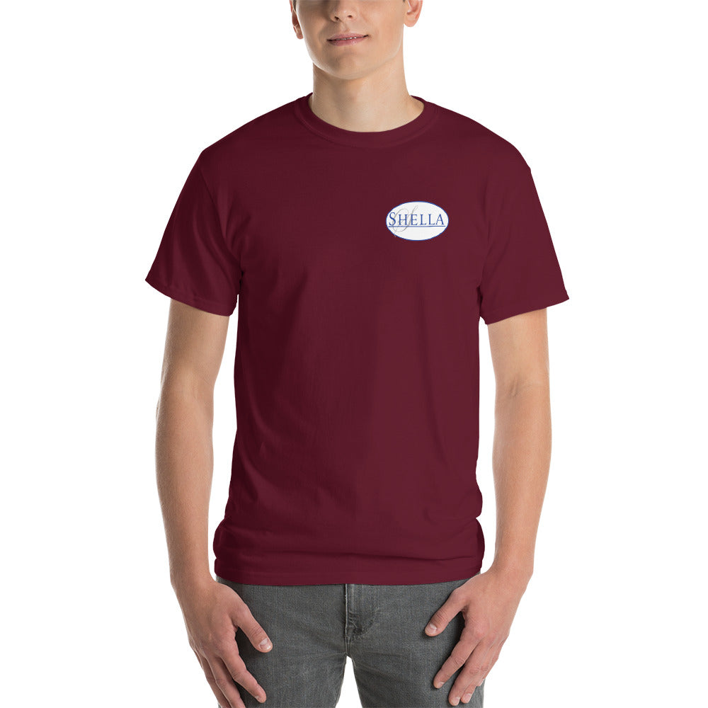 Shella Logo Short-Sleeve T-Shirt