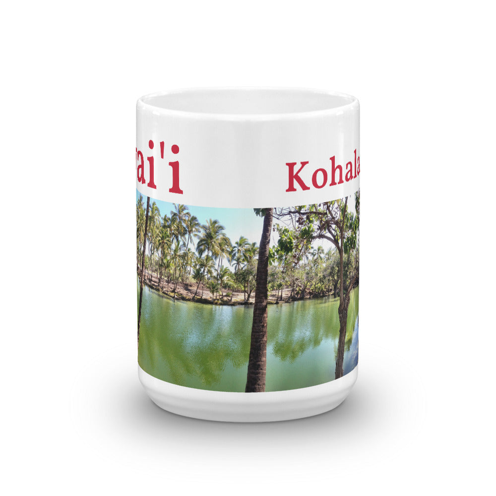 Hawai'i Kohala Coast Mauna Lani Mug - Shella Island Products,, Mugs - Yoga Leggings, Shella Island Products - Asana Hawaii