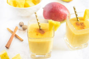 tropical ginseng smoothie
