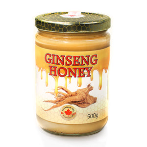 Canadian Vita Ginseng Honey (500g)