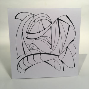 Colouring Greeting Cards - Set of 3