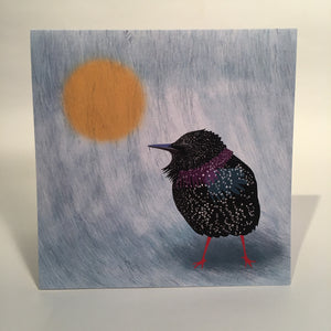 Bird Greeting Cards - Set of 3