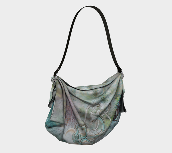 Dream Forest Origami Tote