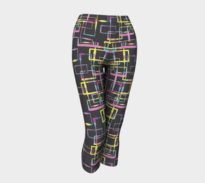 Pathways Yoga Capri Leggings