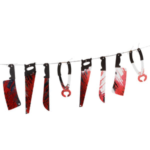 BLOODIED WEAPONS