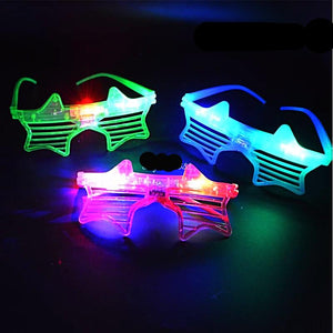 GLOWING PARTY GLASSES
