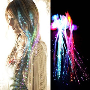 LED HAIR FLAIR (20 pieces)