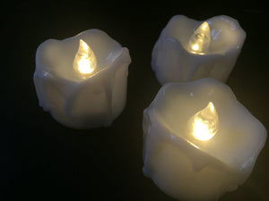 TIMED LED DRIPPING CANDLES