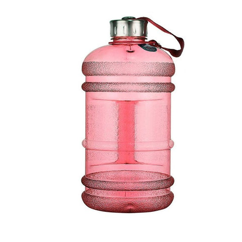 2.2L Large Capacity Workout Water Bottle